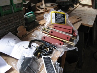 ROPS parts